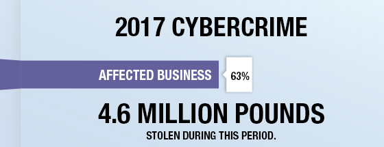 Cybercrime report in 2017